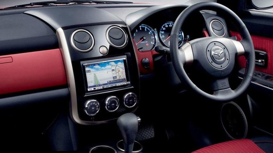 Mazda Verisa Stylish V Special Edition (JA)
