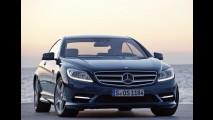 Mercedes-Benz CL 2011 é apresentado oficialmente - Veja fotos