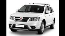 Fiat Freemont 2014 ganha câmbio de seis marchas, mas parte de R$ 95 mil