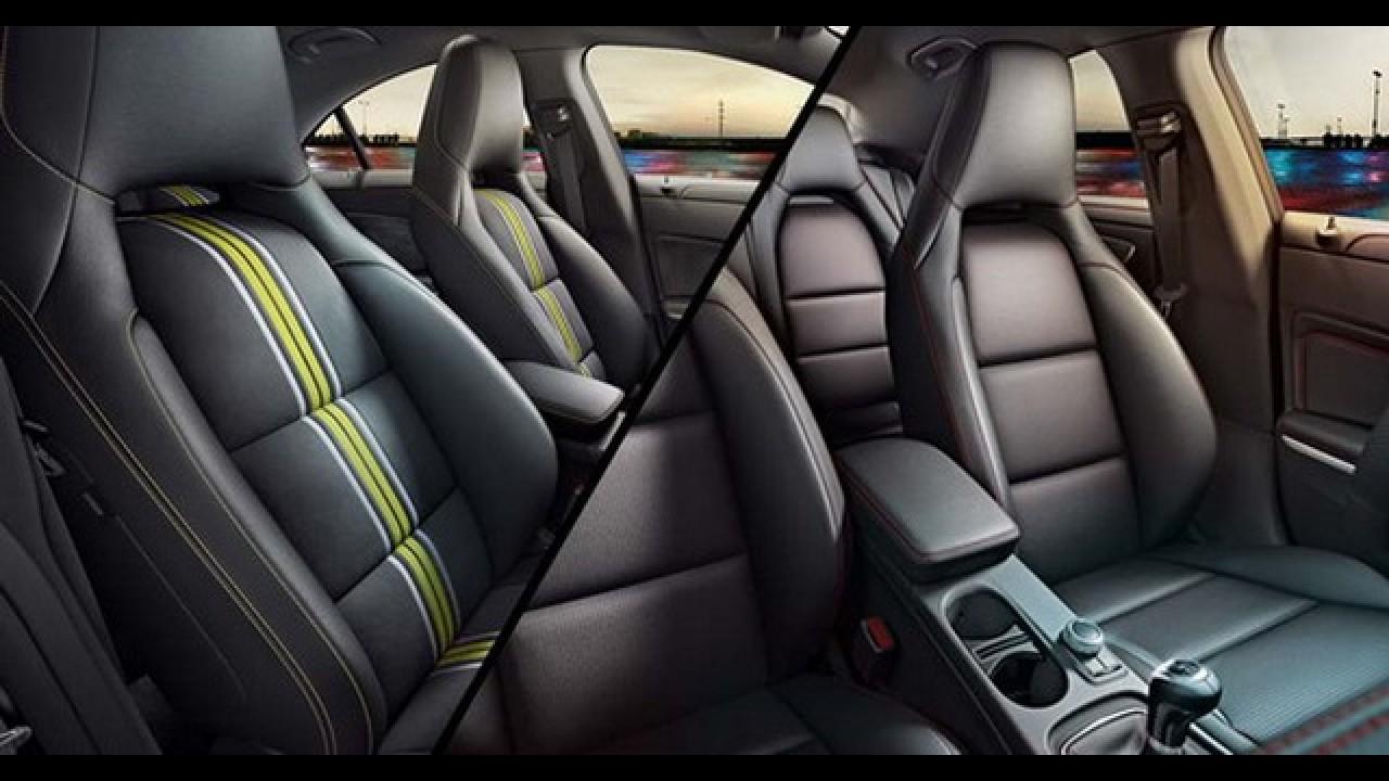 Eis as primeiras imagens oficiais do novo Mercedes-Benz CLA - Modelo pode ser fabricado no Brasil