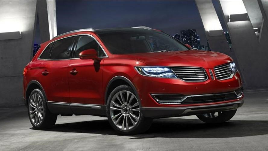 Salão de Detroit: primo rico do Ford Edge, Lincoln MKX ganha nova geração