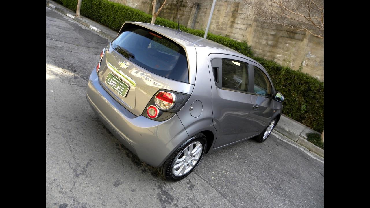 Avaliação: Chevrolet Sonic LTZ - A difícil tarefa de substituir o Astra
