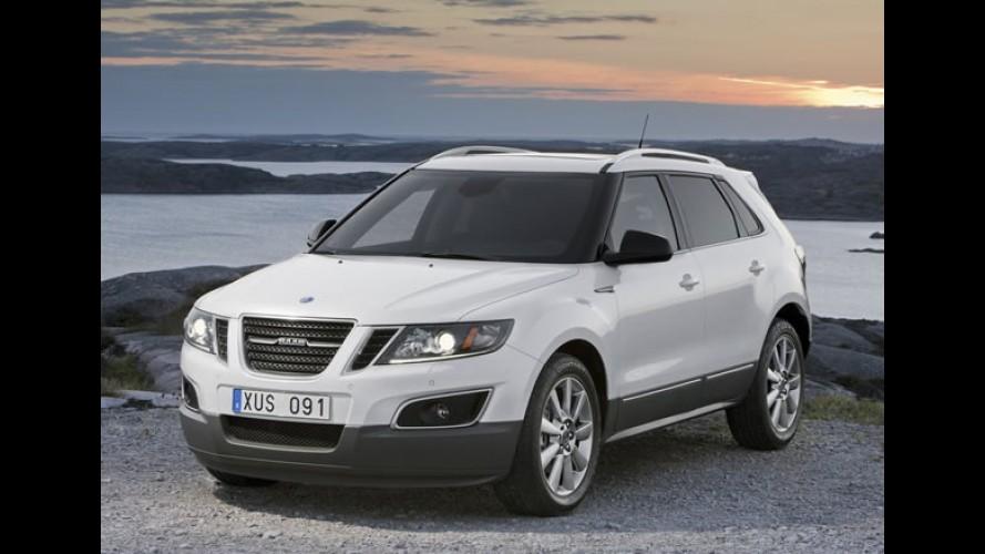 Saab anuncia oficialmente pedido de falência