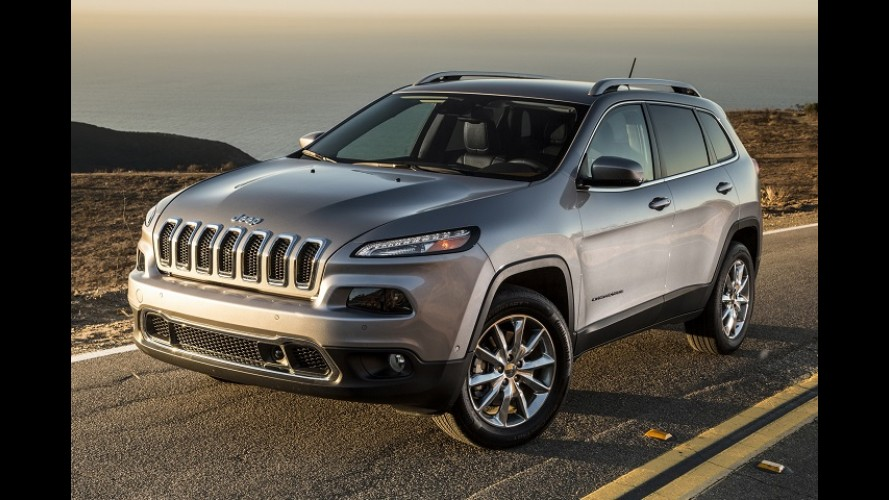 Jeep cresce mais de 50% e bate recorde nos EUA - veja ranking