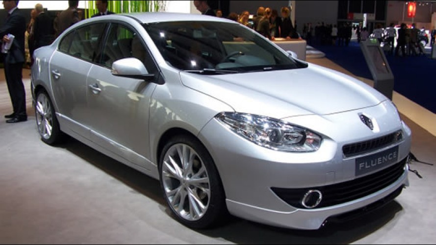 Vendas mundiais do Grupo Renault crescem acima de 20% no 1º semestre de 2010
