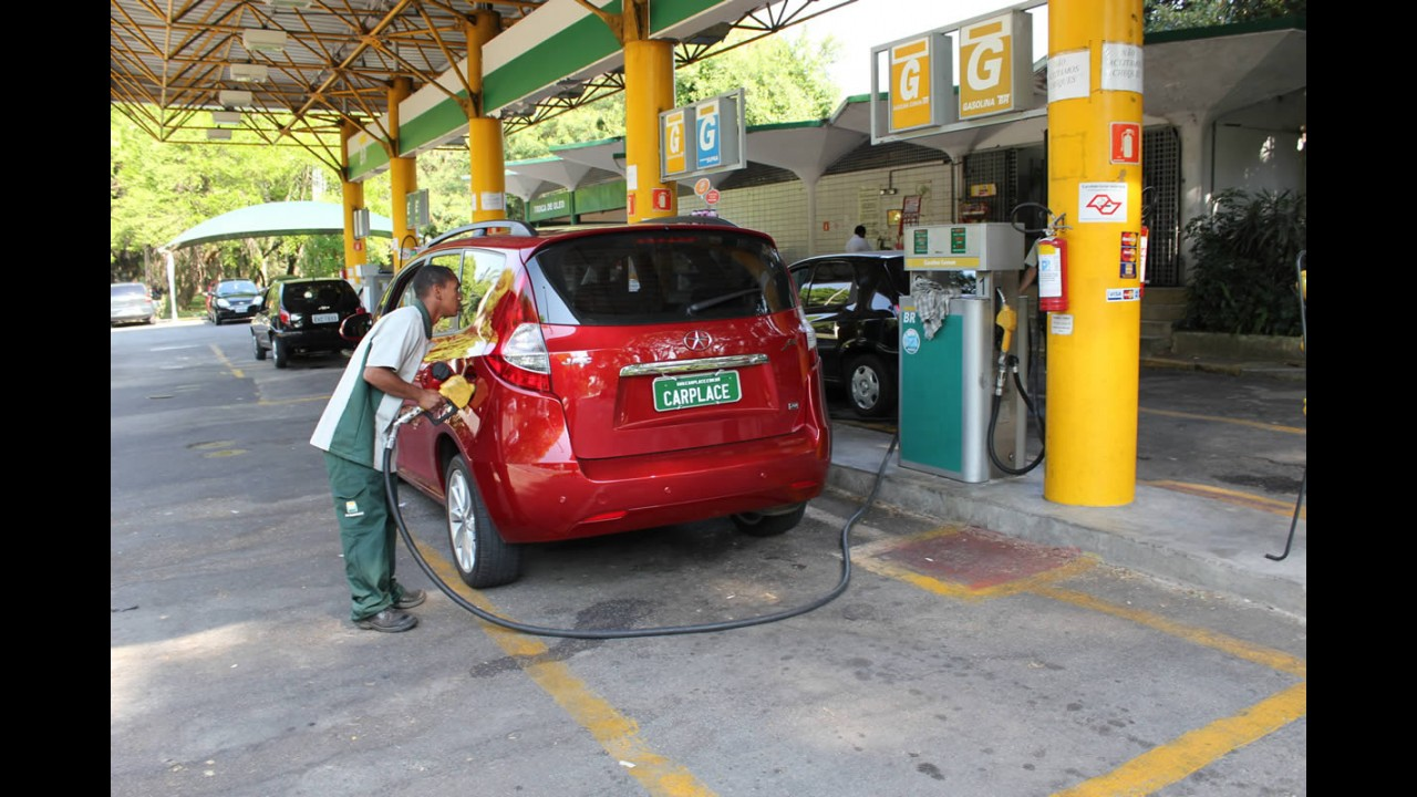 Garagem CARPLACE: Consumo da JAC J6 de 7 lugares na cidade e estrada