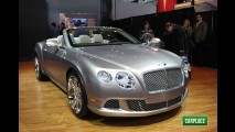 Salão de Detroit: Fotos do Novo Bentley Continental GTC