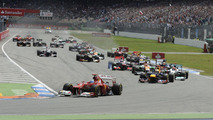 2012 German Grand Prix - RESULTS