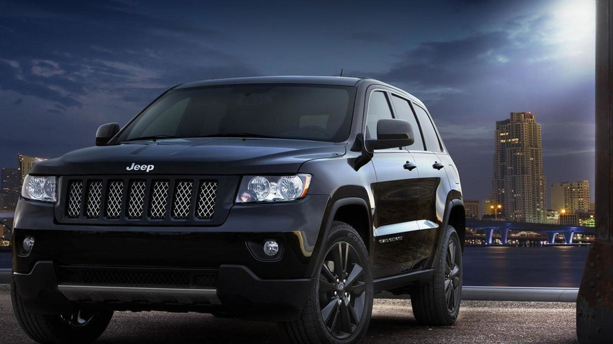 Jeep introduces Grand Cherokee, Compass and Patriot Altitude editions