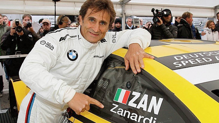 Alex Zanardi in der DTM