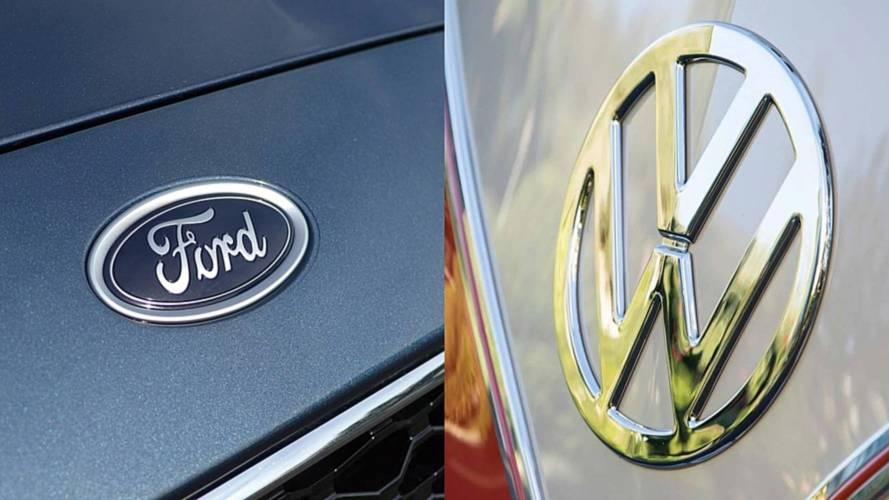 Ford And Volkswagen Exploring Strategic Partnership
