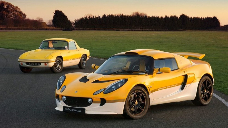 Lotus Exige Sprint Special Edition