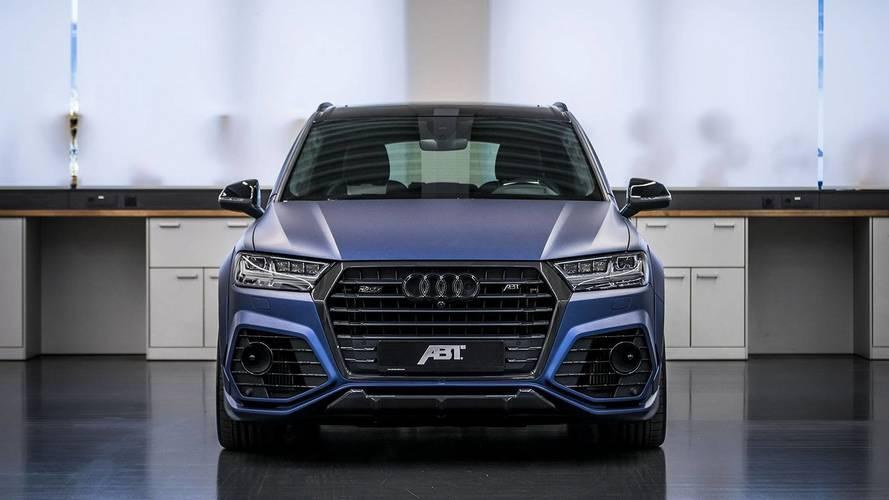 ABT Modifiyeli Audi SQ7