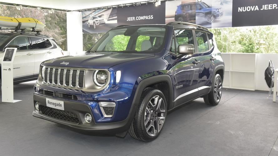 Jeep Renegade Fuar Fotoğrafları