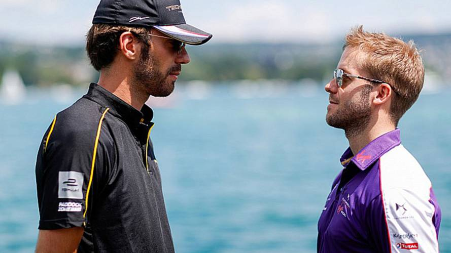 Formel E in New York: Jean-Eric Vergne oder Sam Bird?