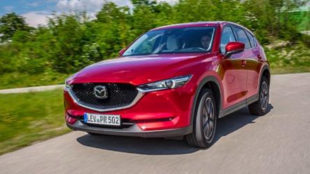 Test: Mazda CX-5 mit Top-Diesel