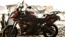 BMW S 1000 XR - in Resident Evil: The Final Chapter