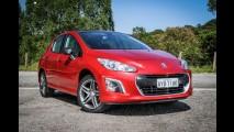 Peugeot 308 e 408 reestilizados serão revelados em junho em Buenos Aires