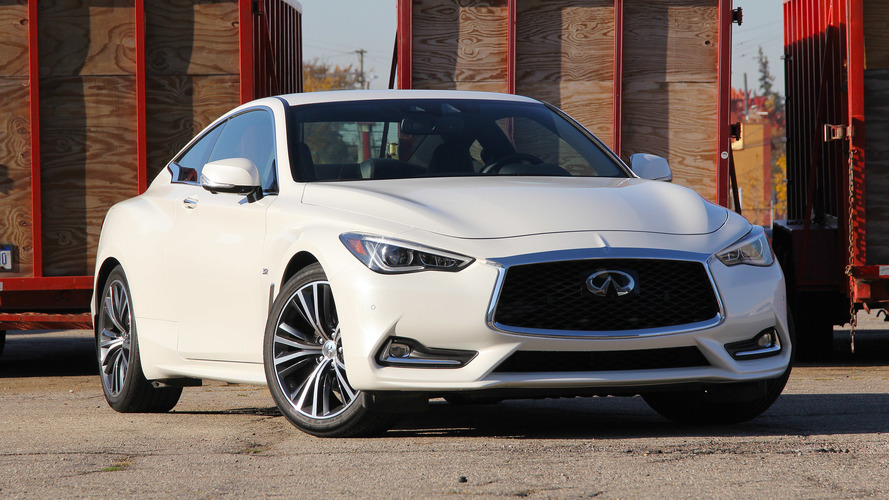 2017 Infiniti Q60 Review: Don't turn around