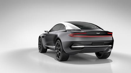 El Aston Martin DBX podría montar un propulsor V12