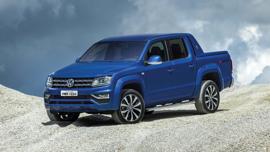 Volkswagen Amarok V6 de 224 cv já tem pré-venda na Argentina
