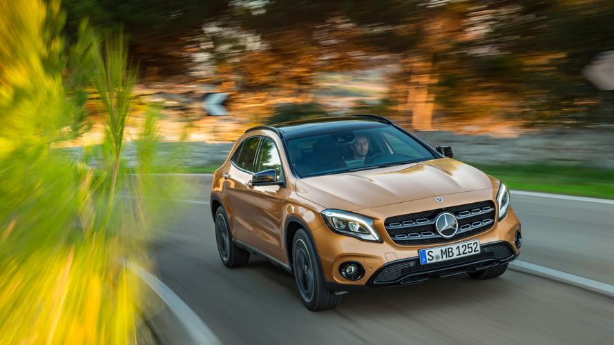 Mercedes-Benz GLA 2018 atualiza visual e fica mais refinado por dentro