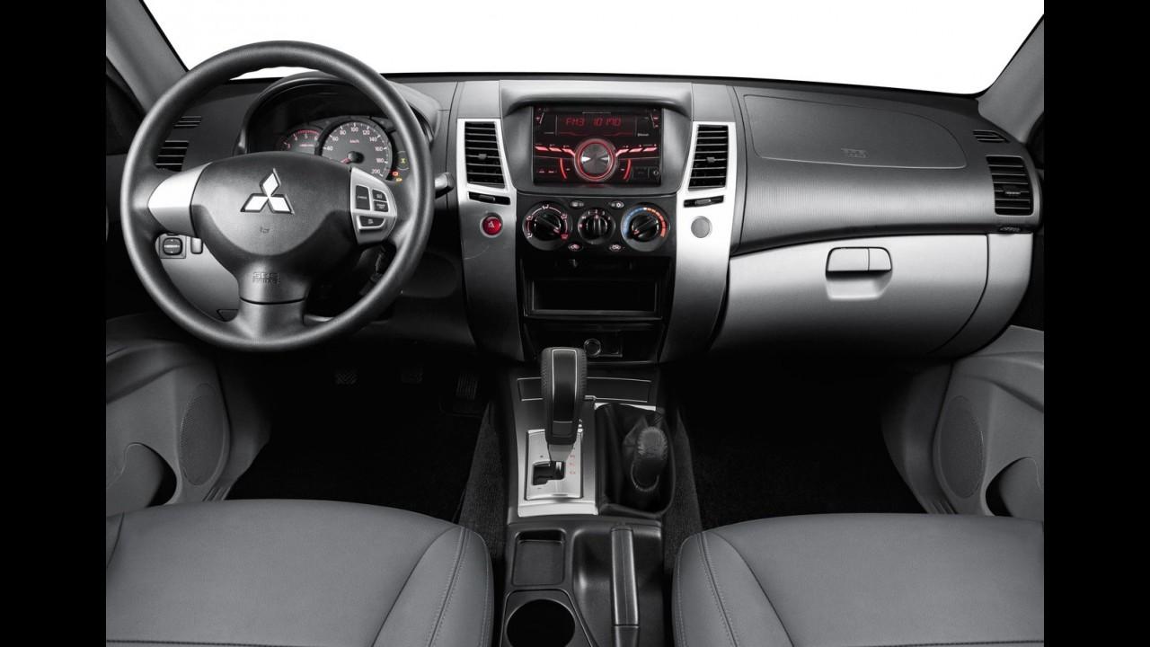 Mitsubishi Pajero ganha versão Outdoor por R$ 165.990
