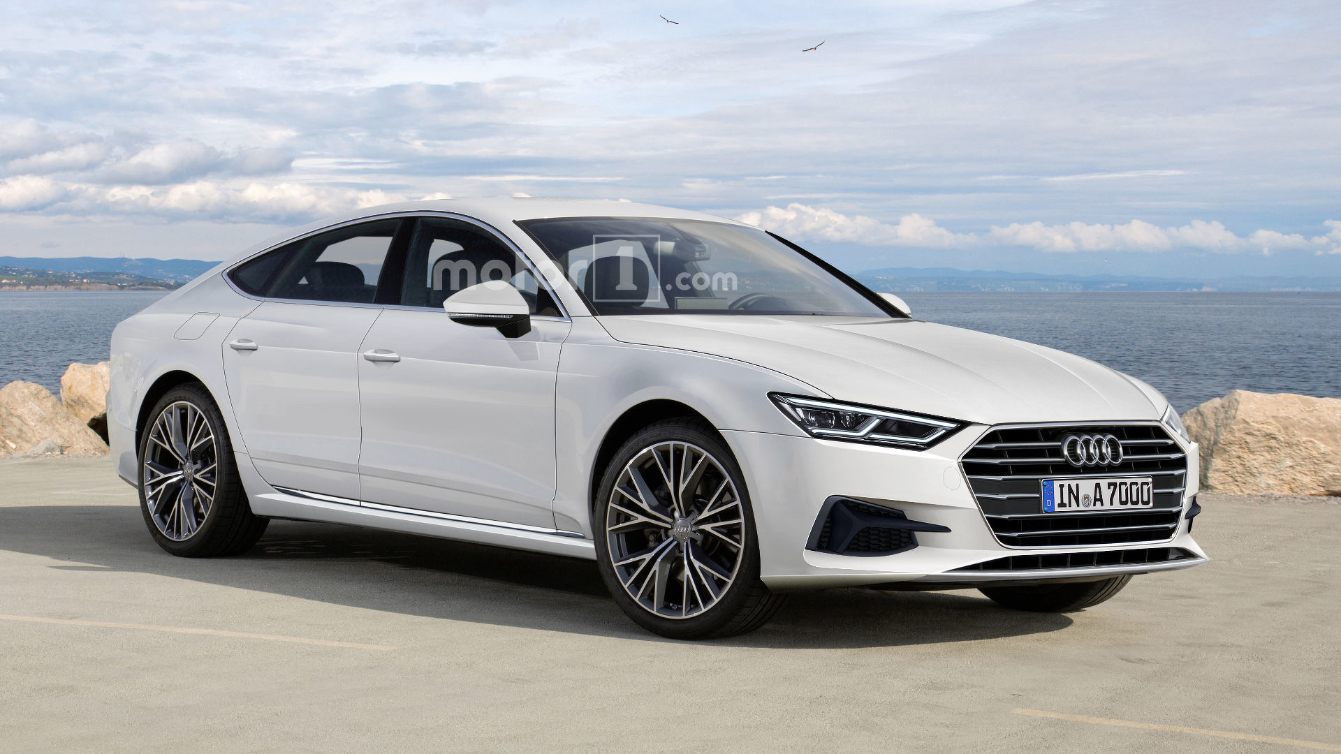 Will The 2019 Audi A7 Sportback Look As Sharp As This