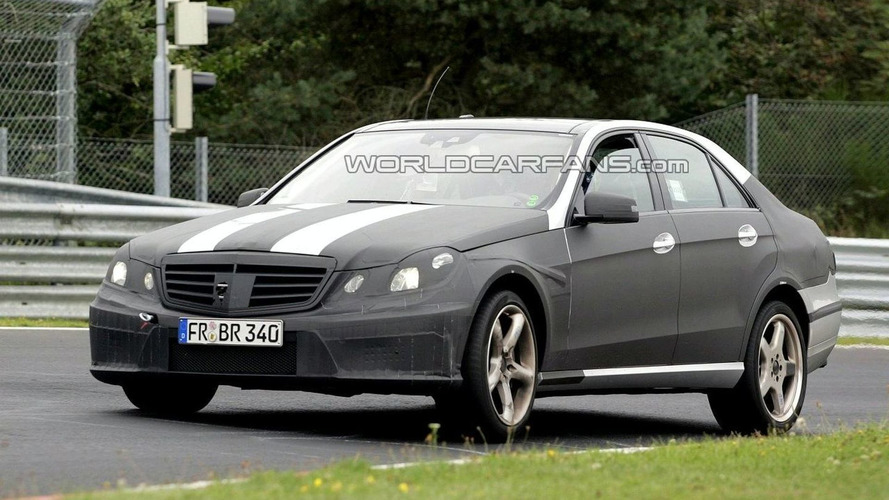 2010 Mercedes-Benz E 63 AMG to Debut in New York