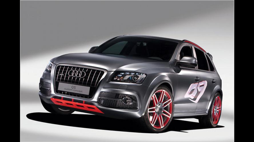 Audi Q5 custom concept: Heiße Studie am Wörthersee