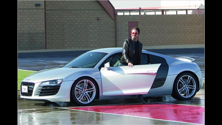 Ingolstadt goes Hollywood: Superheld im Supersportwagen
