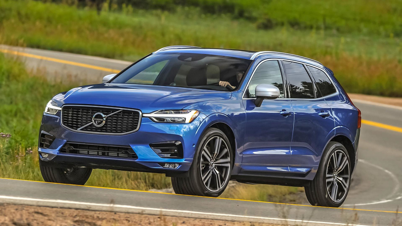 Elegant 2018 Volvo XC60 Review