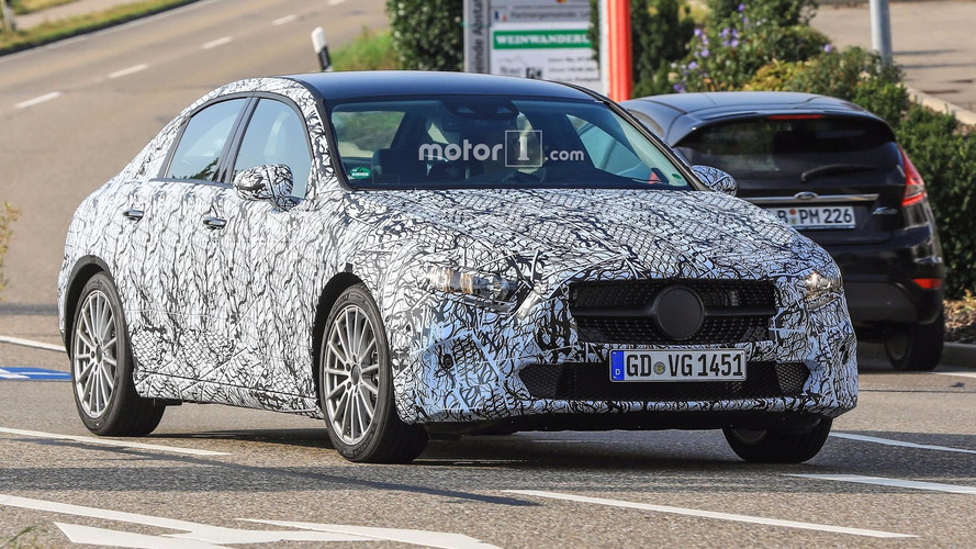 2019 Mercedes Classe A Sedan - Flagra