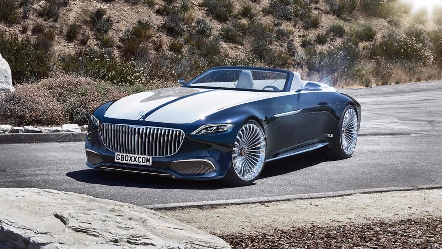 El Mercedes-Maybach 6 Cabriolet que queremos ver en las calles