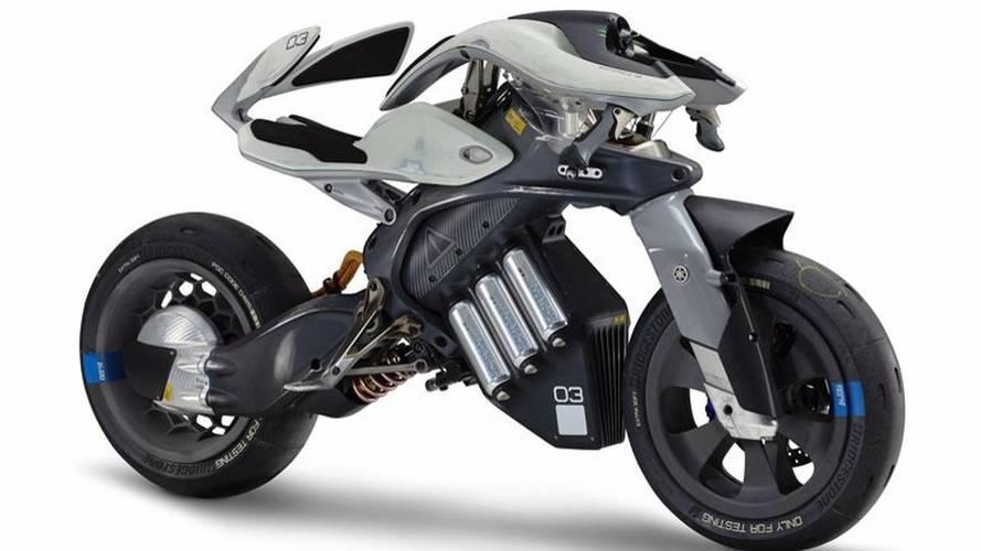 Yamaha mostrará moto com inteligência artificial em Tóquio