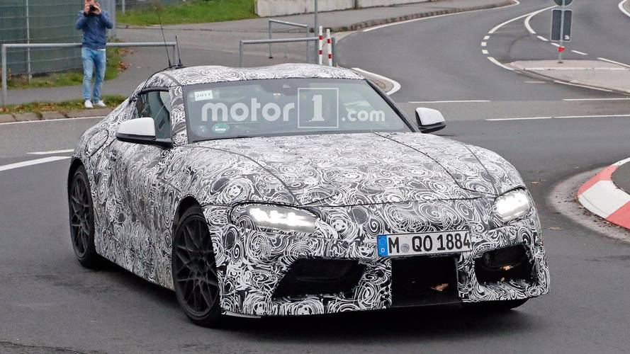 Possible new Supra details reported