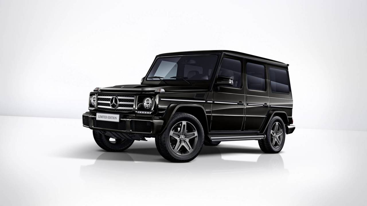 Mercedes G-Class Limited Edition