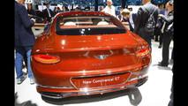 2018 Bentley Continental GT - Frankfurt