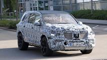 2019 Mercedes Benz GLS casus fotoğraflar