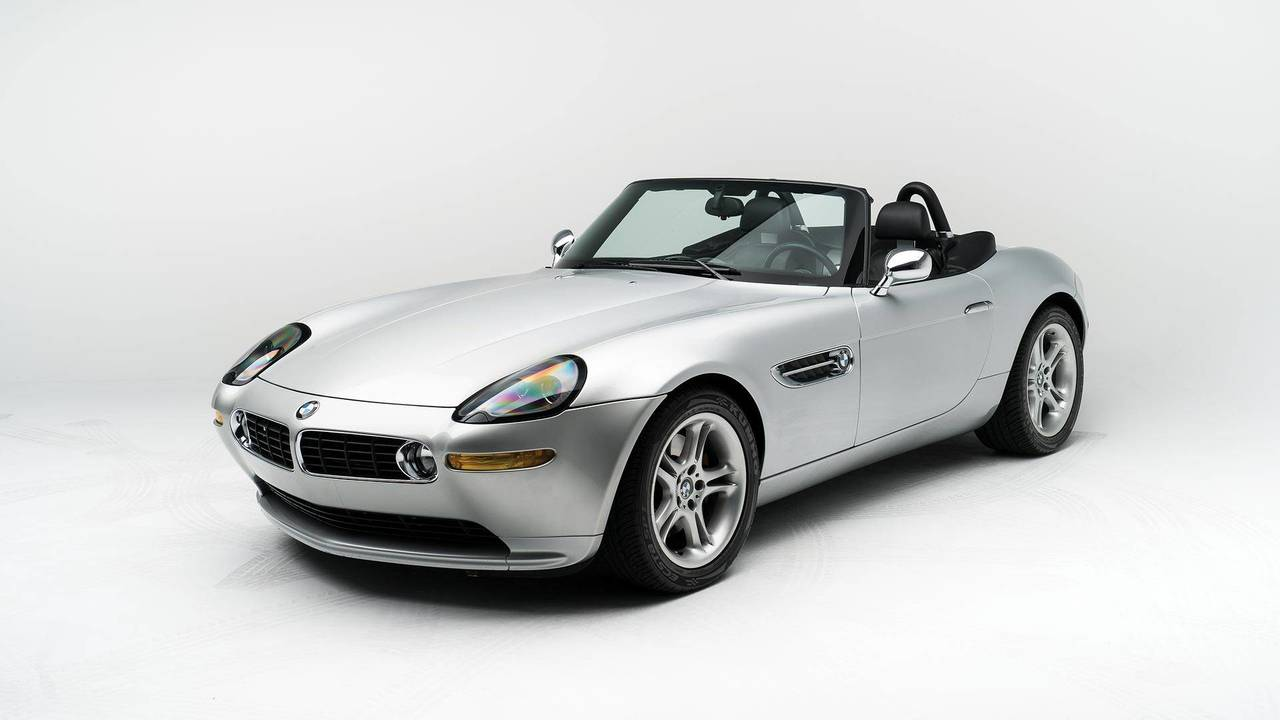 Steve Jobs 2000 Bmw Z8 Estimated To Sell For 400k At Auction