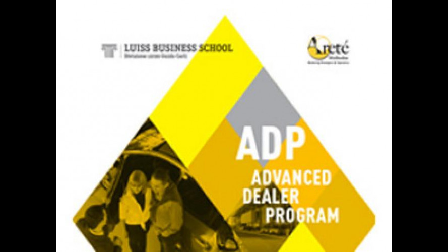 Master Advanced Dealer Program, il corso per la distribuzione auto