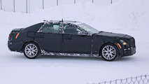2016 Cadillac CT6 by spy photo