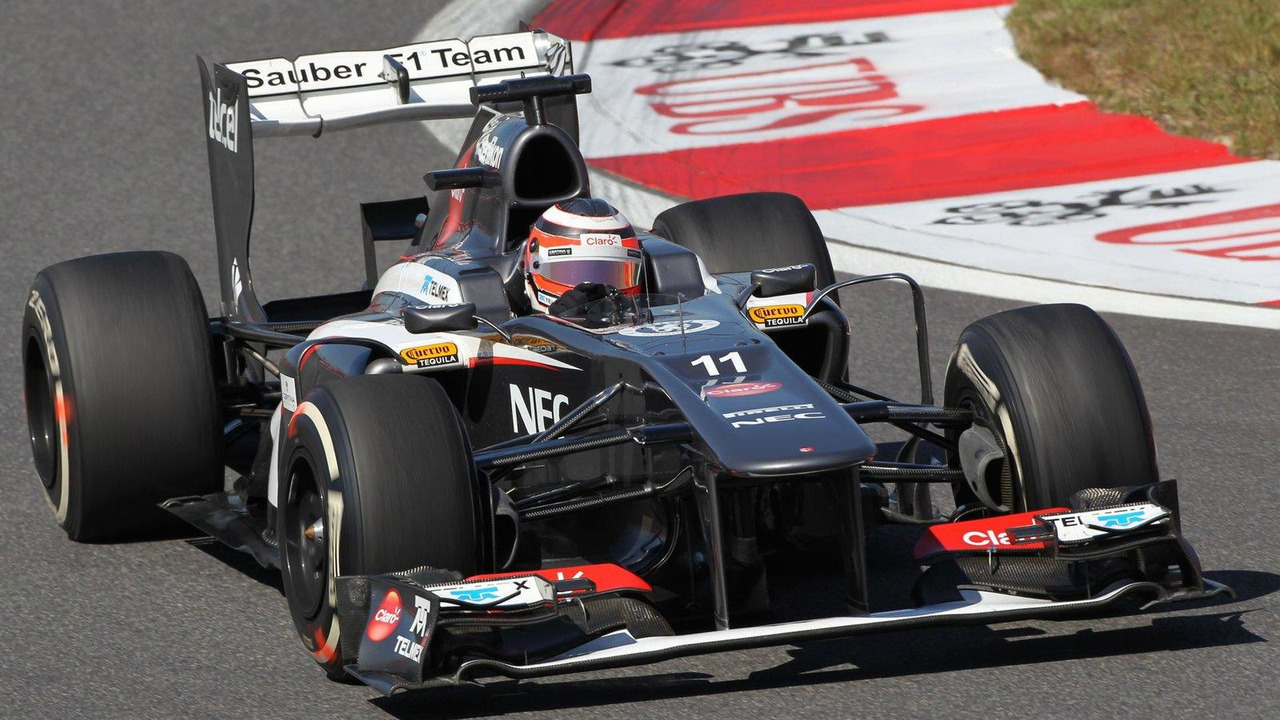 Nico Hulkenberg 04.10.2013 Korean Grand Prix