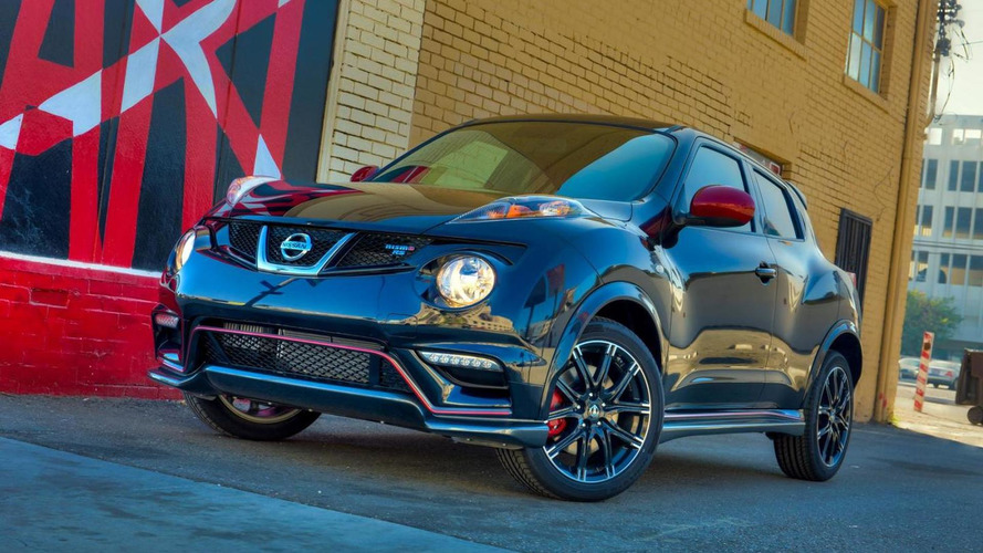 Nissan Juke Nismo RS unchained for L.A. crowds with 215 bhp [video]