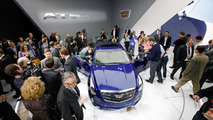 2015 Cadillac ATS Coupe live in Detroit