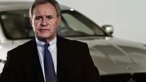 Maserati chief Harald Wester