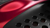 Pininfarina Sergio teaser image 05.2.2013