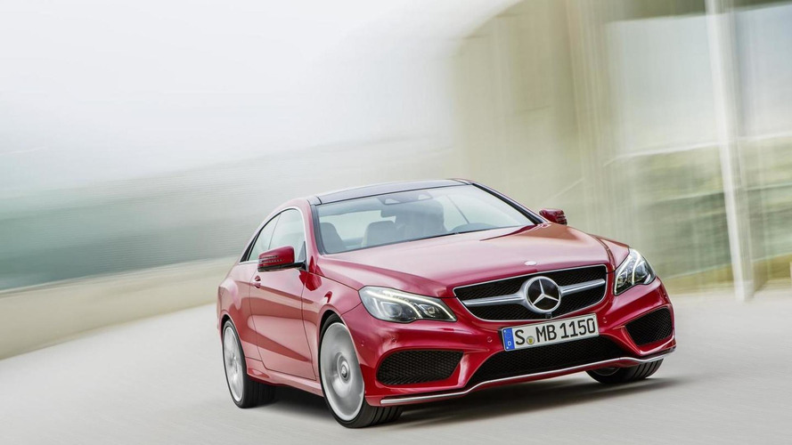 Mercedes vows to build AMG variants of the next E-Class Coupe and Convertible - report