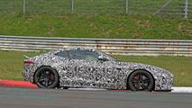 2017 Jaguar F-Type spy photo