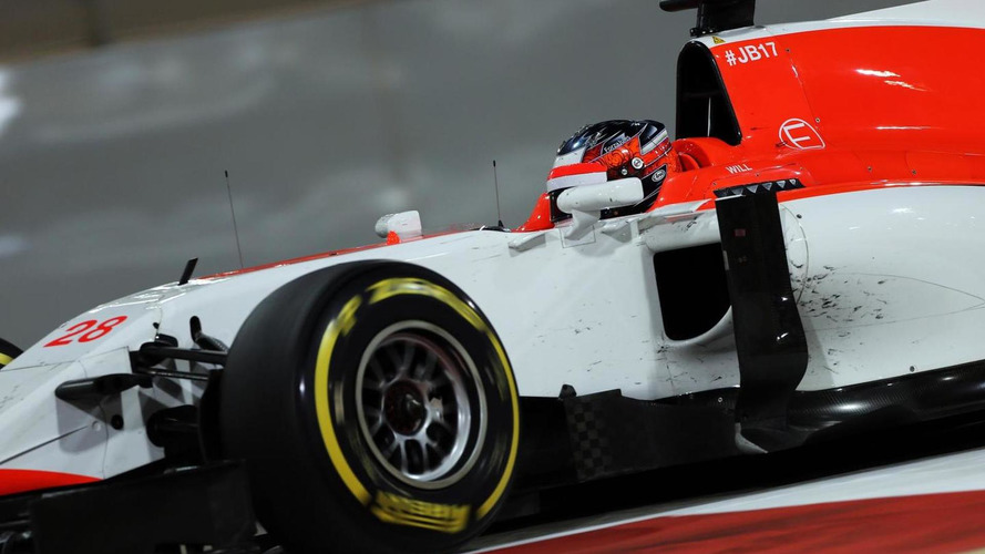 New Manor car not due until Belgium - report